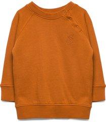 alexi sweatshirt sweat-shirt tröja orange soft gallery