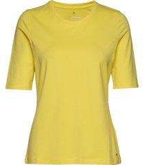 t-shirt 3/4-sleeve r t-shirts & tops short-sleeved gul gerry weber edition