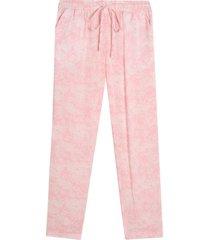 pantalon jogge con estampado abstracto color rosado, 12