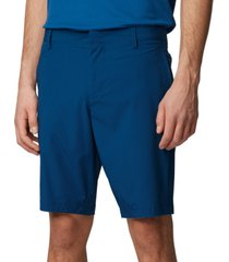boss men's liem bright blue shorts