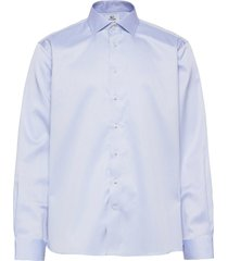 8085 - gordon fc skjorta casual blå xo shirtmaker by sand copenhagen