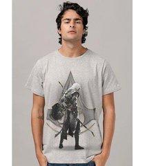 camiseta bandup assassin's creed gold