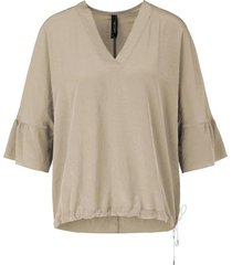 marc cain top taupe