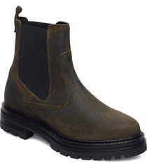 franki shoes chelsea boots grön re:designed est 2003