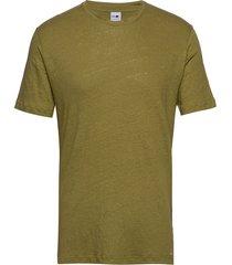 dylan tee 3263 t-shirts short-sleeved grön nn07