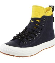 zapatilla azul converse chuck taylor all star ii boot