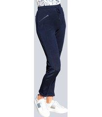 sweatpants alba moda marine