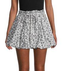 cheyenne flounce skirt