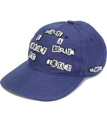 """""""beauty is a birthright reclaim your heritage"""" cap"""