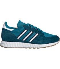 zapatillas moda adidas originals forest groove hombre 10 19494 azul