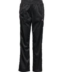 geralyn button pants sweatpants mjukisbyxor svart fila
