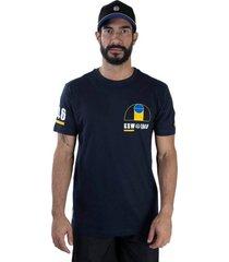 t-shirt new era regular golden state warriors marinho