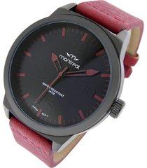 reloj bordó montreal
