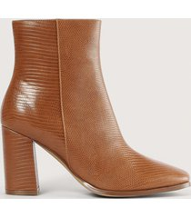 na-kd shoes boots - brown