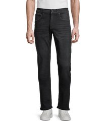 blake slim-fit straight-leg jeans