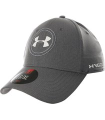 gorra under armour 1295728-040 ua classic fit golf- gris