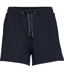 shorts shorts blå schiesser