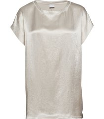 torquay blouses short-sleeved beige max mara leisure
