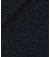 abito da uomo su misura, reda, blu puntinato, autunno inverno | lanieri