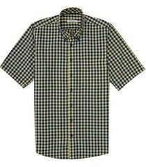 camisa cuadros manga corta para hombre 94306