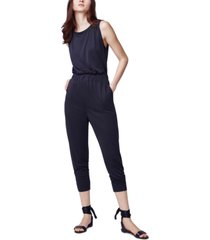 b new york cropped slouch jumpsuit