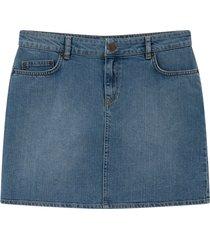 jeanskjol alexa blue denim skirt