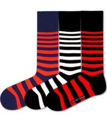 men's tokyo luxury dress socks bundle, pack of 3