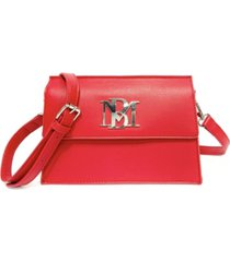badgley mischka women's mini crossbody bag