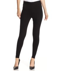 vince camuto ponte-knit leggings