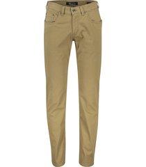 5-pocket broek gardeur khaki beige bill-3
