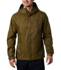 columbia men's big & tall watertight ii packable jacket