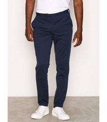 premium by jack & jones jprsteven trouser noos byxor mörk blå