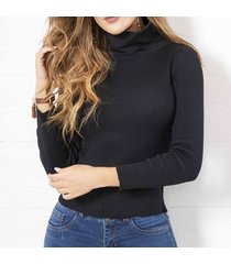 buzo maryam negro para mujer croydon