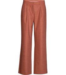 pants w. wide legs wijde broek rood coster copenhagen