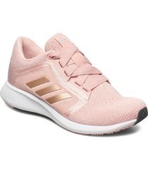 edge lux 4 shoes sport shoes running shoes rosa adidas performance