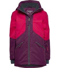 mochi outerwear snow/ski clothing snow/ski jacket roze tenson