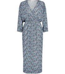 jurk kaylee blauw
