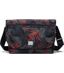 men's herschel supply co. grade messenger bag - black