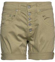5b shorts cotton shorts denim shorts grön please jeans