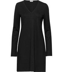 jada dress korte jurk zwart filippa k