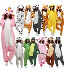 cosplay kigurumi pajamas pyjamas costume hoodies adult onesie fancy dress gift