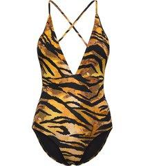 tofino swimsuit baddräkt badkläder svart zadig & voltaire
