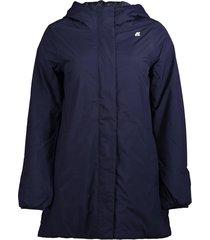 sophie micro ripstop coat
