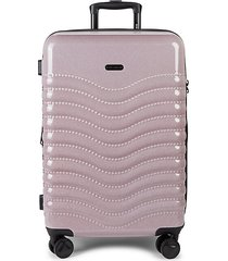 24-inch spinner suitcase