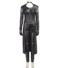 2017 arrow season 5 black canary cosplay costume halloween outfit for women