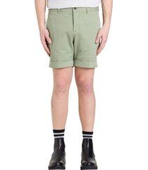 ami alexandre mattiussi military shorts