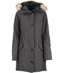 canada goose rossclair parka graphite jacket