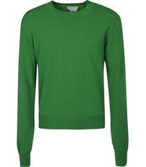 bottega veneta stretch wool sweater