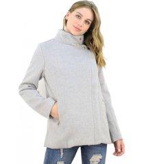 chaqueta milán gris jacinta tienda