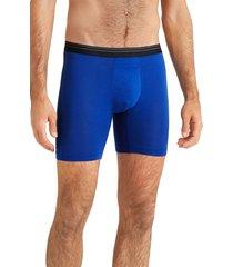 men's rhone essentials boxer briefs, size xx-large - blue